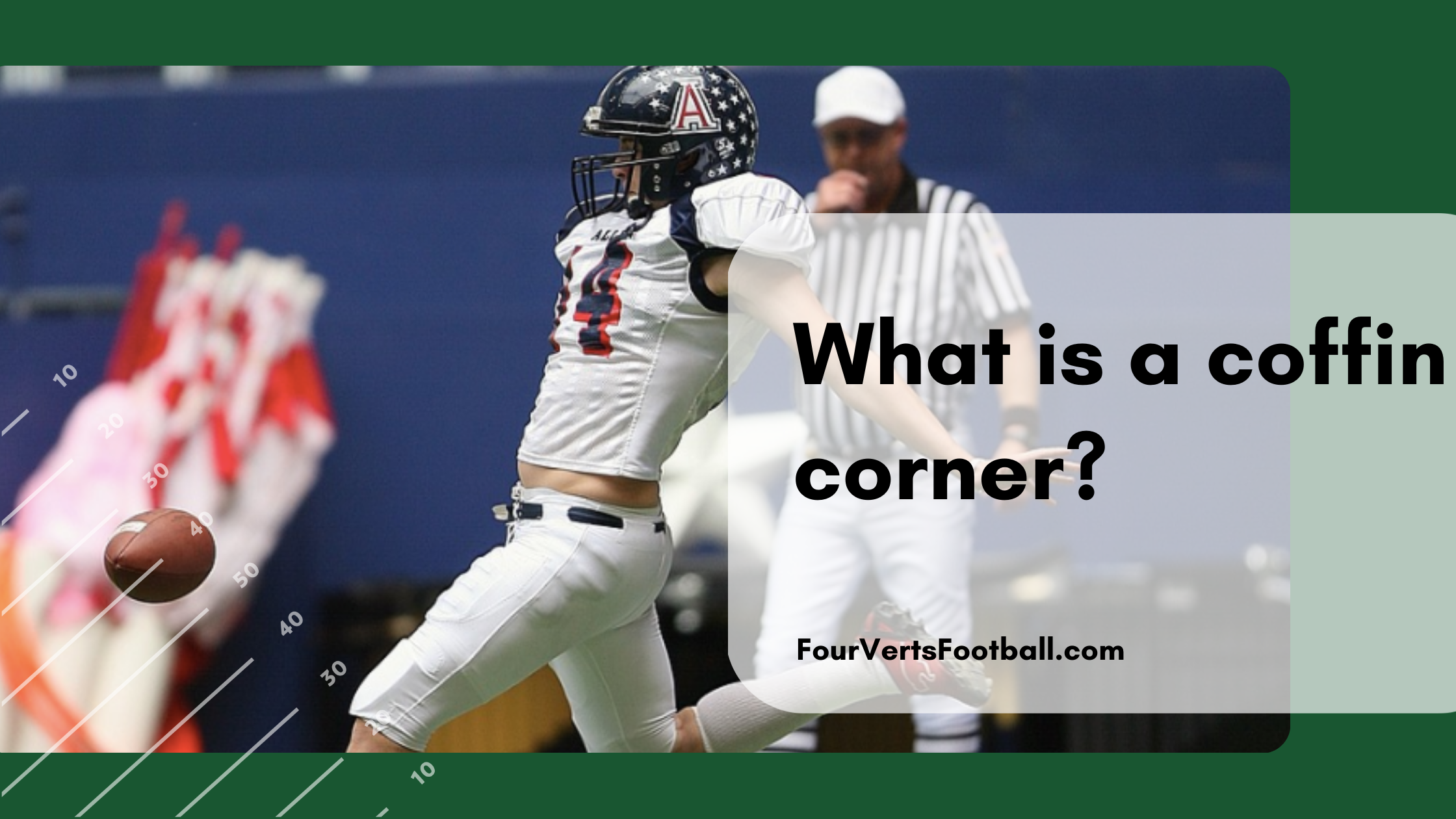 what is a coffin corner