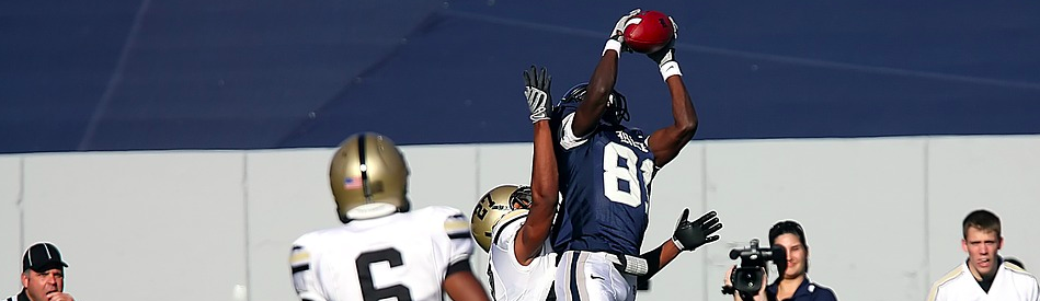 Possesion receiver catching