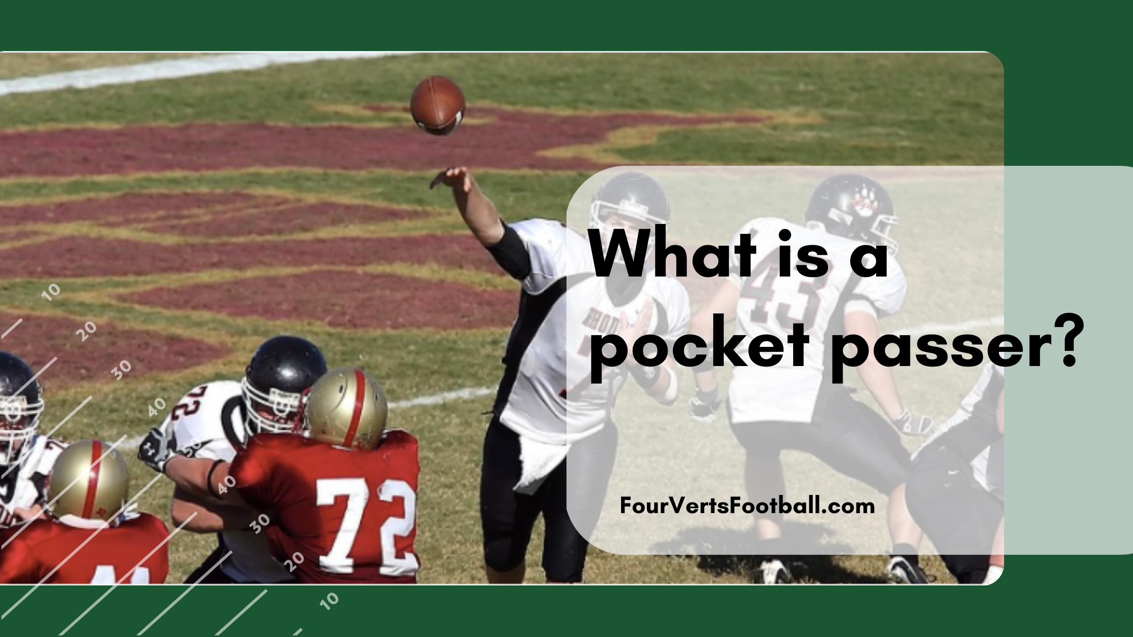 what is a pocket passer