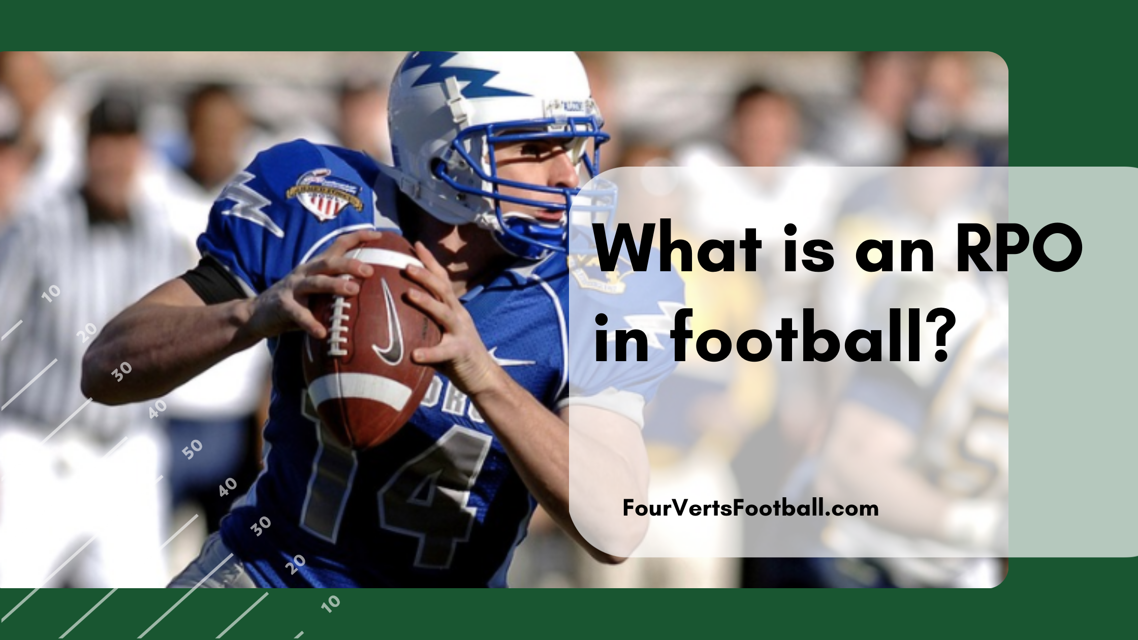 what is an RPO