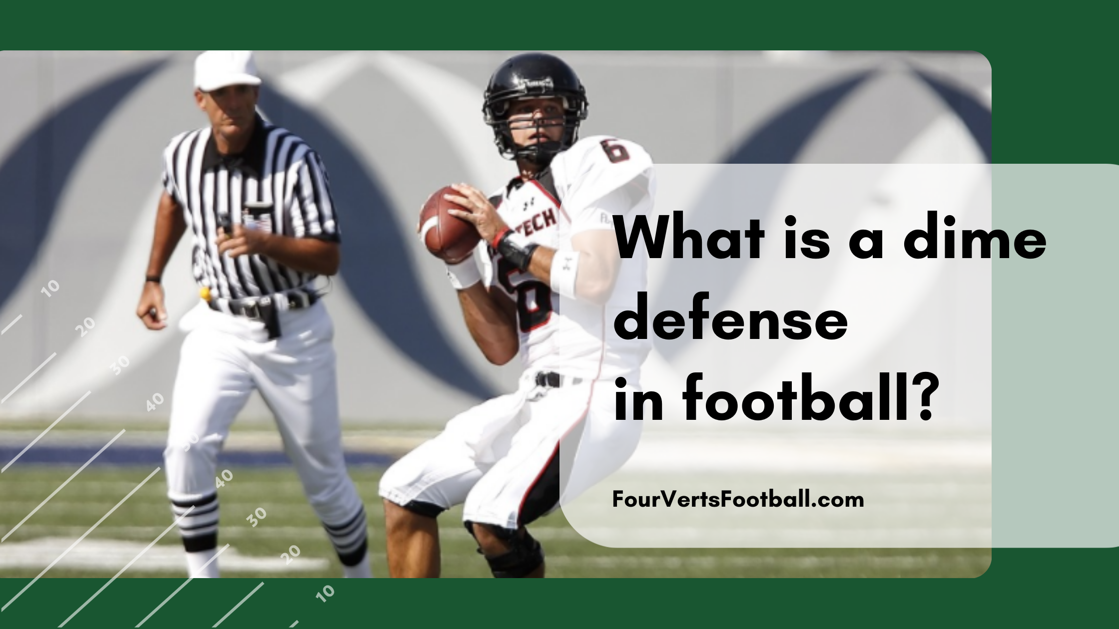 what is a dime defense