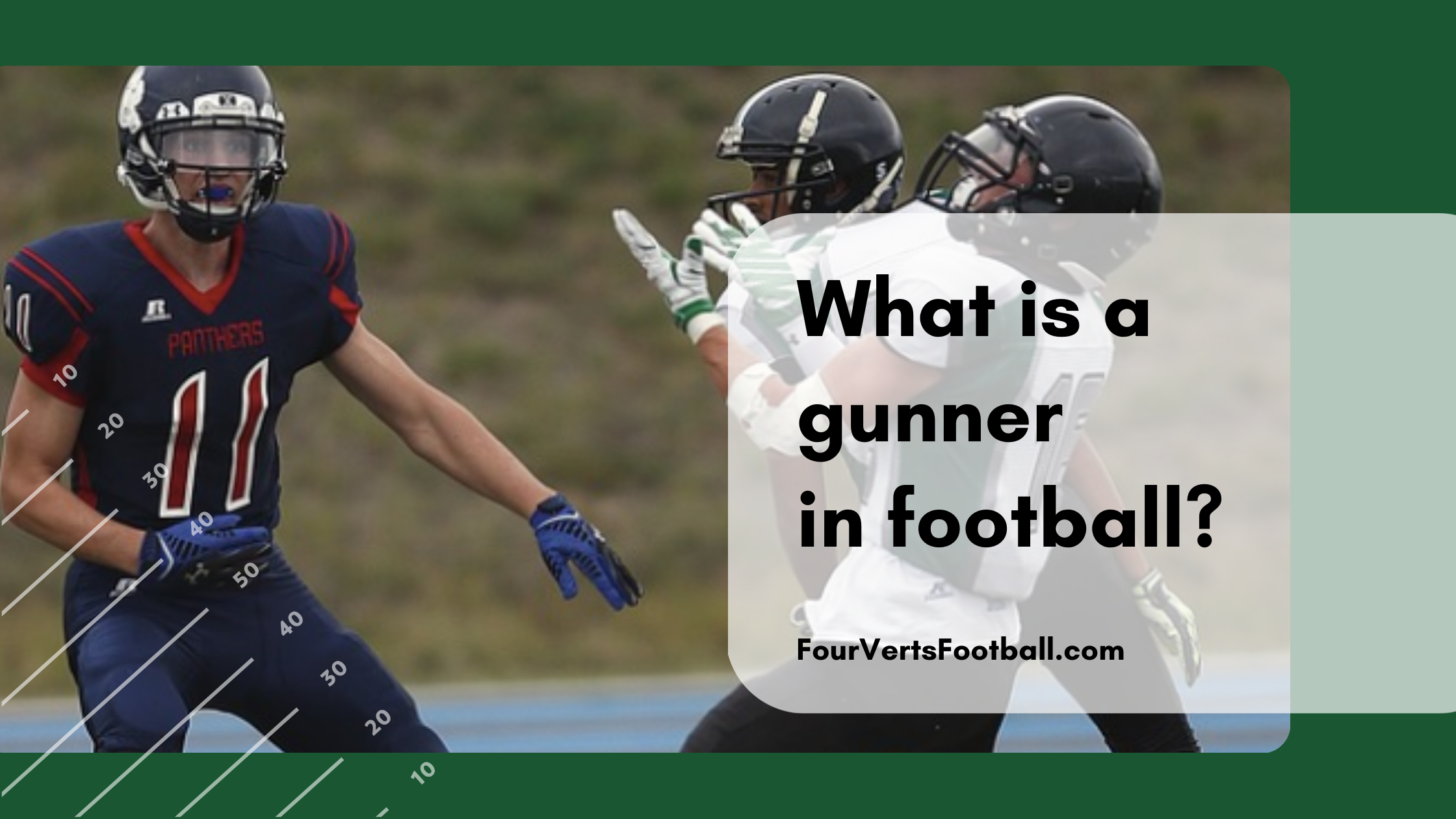 what is a gunner