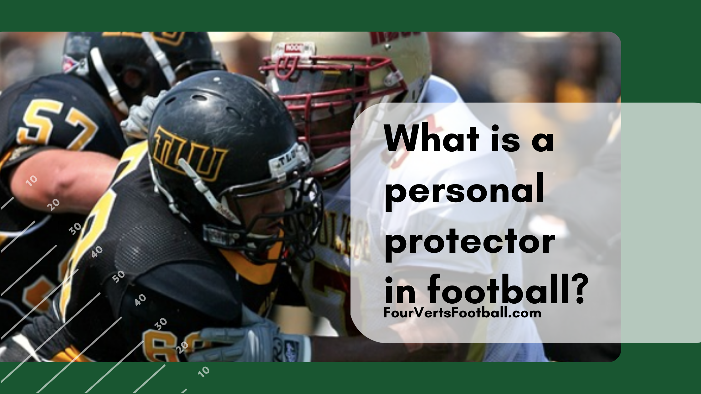 what is a personal protector