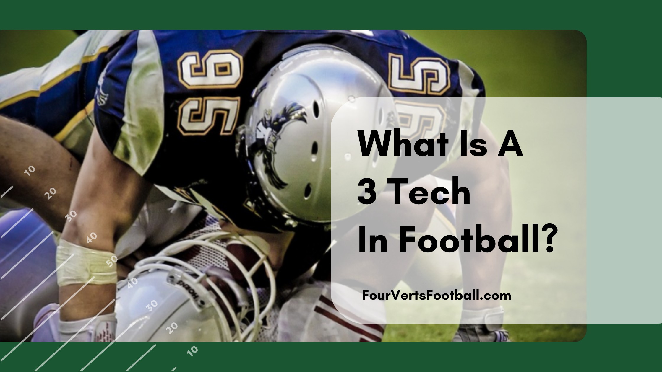 what is a 3 tech