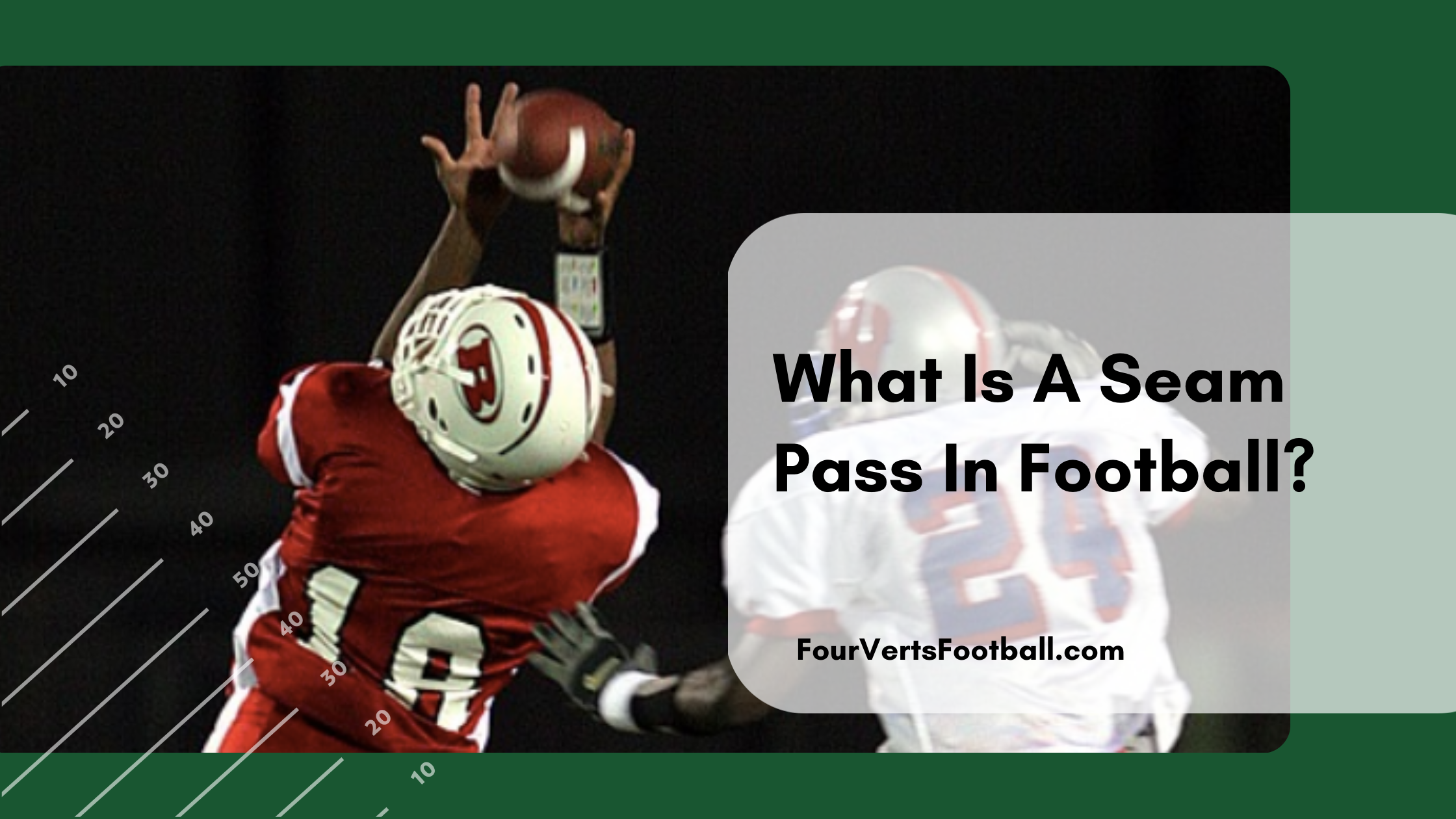 what is a seam pass